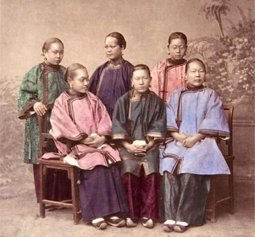 古代三妻四妾是从哪时候开始的 哪时候废除的三妻四妾