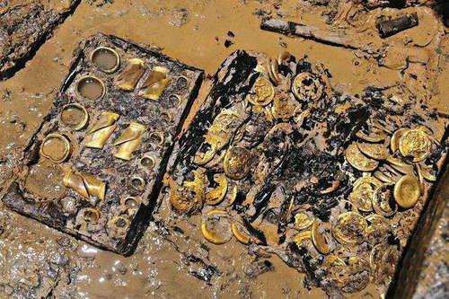 古代的千两黄金是有多少 古代黄金是如何提炼的