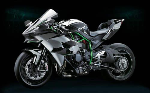 川崎H2R为什么不能上路 川崎H2R是最快的摩托车吗
