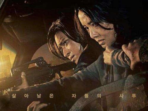 釜山行2的小女孩是第一部的小女孩吗