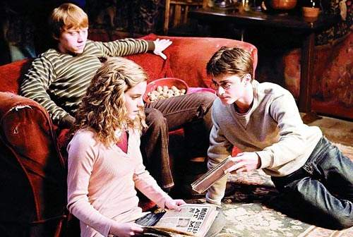 哈利波特一共有几部电影 哈利波特观影顺序