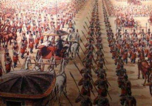 秦始皇巡游天下的目的是什么 一共巡游了多少次
