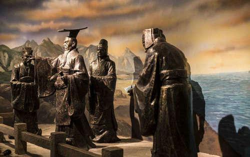 秦始皇巡游的时候带多少人 巡游都会干什么