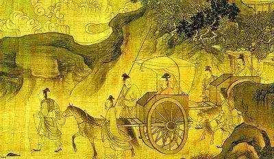 古代皇帝出行坐的车叫什么 打的伞又叫什么