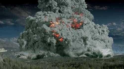 黄石公园的火山爆发会怎样 黄石公园有多恐怖