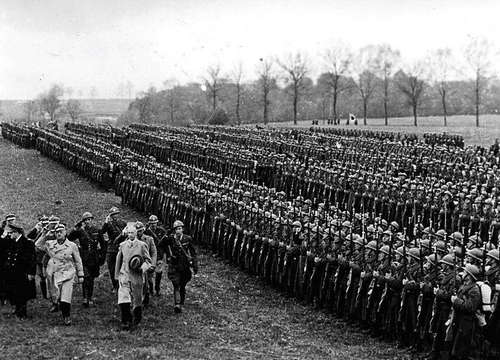 一战和二战间隔了多久 一战和二战有关系吗