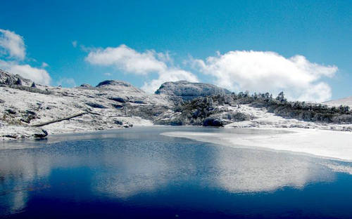 长白山天池有多深 天池中有生物吗