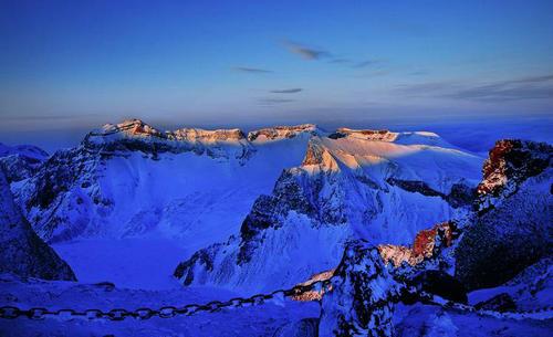 长白山一年四季都有雪吗 长白山夏天有没有雪