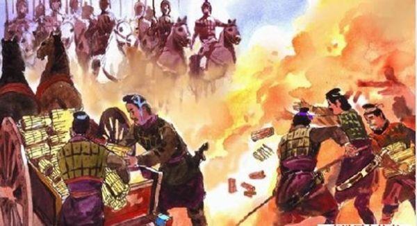 秦始皇焚书坑儒的原因 焚的都是哪些书