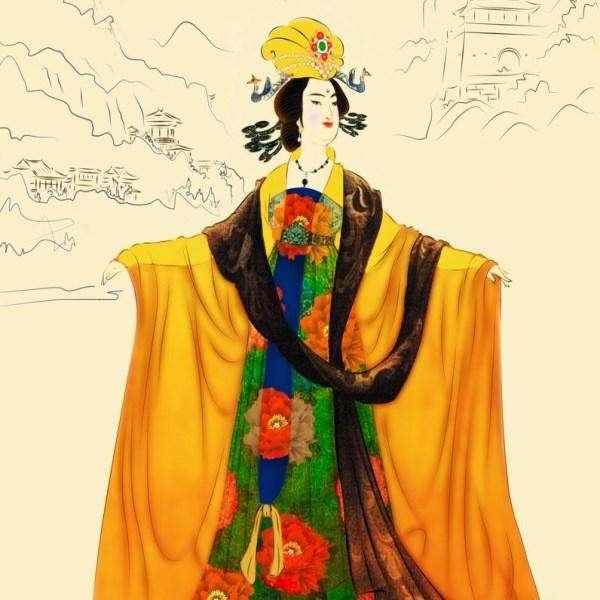唐朝武则天是第几位皇帝 武则天是怎么当上皇帝的