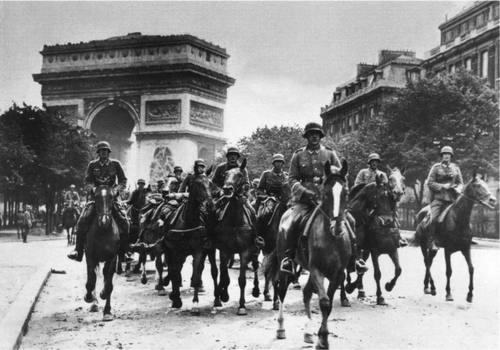 二战法国抵抗了多长时间 为什么这么不堪一击