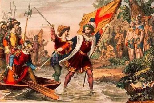 哥伦布发现的哪块大陆 哥伦布是怎么发现新大陆的