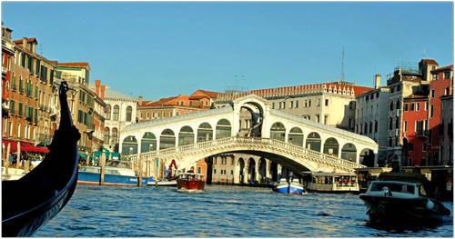 威尼斯是在哪个国家 威尼斯为什么建造在水上