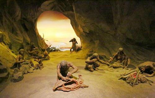 山顶洞人为什么叫山顶洞人 是生活在山洞吗