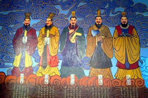 上古时期是指的哪时候 上古时期的三皇五帝是谁