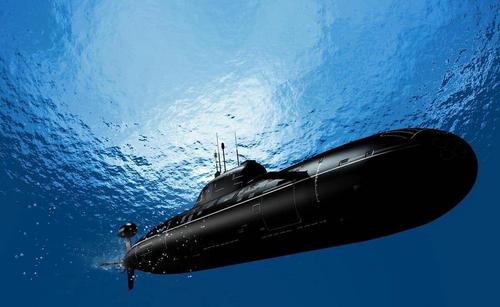 潜艇为什么都是黑色的 潜艇黑色是为了伪装吗
