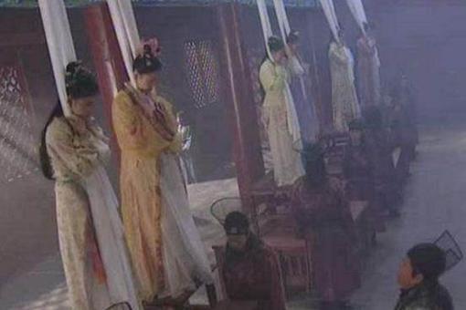 古代君王死后妃子怎么办 会被殉葬吗