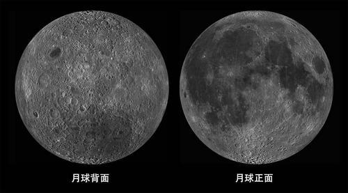 月球上为什么有那么多坑 月球坑坑洼洼的原因