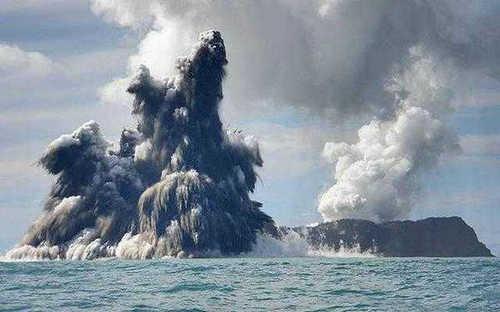 海底的火山会爆发吗 为什么熄灭不了