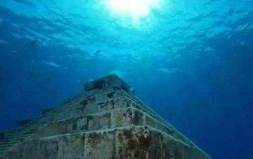 海底金字塔是真的吗 位置在什么地方