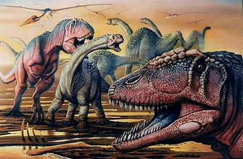 鲨齿龙是什么时期的恐龙 鲨齿龙有多厉害