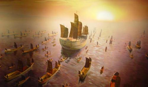 为什么郑和发现了这么多的新大陆却没有像哥伦布那样进行殖民呢