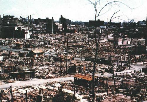 广岛被炸过的地方现在怎么样了 广岛现在住人了吗