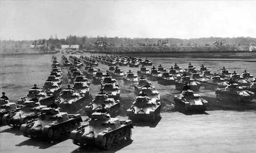 德国的闪电战是怎么个打法 闪电战征服了几个国家