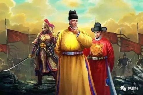 朱元璋传位孙子的原因 为什么不传位给儿子