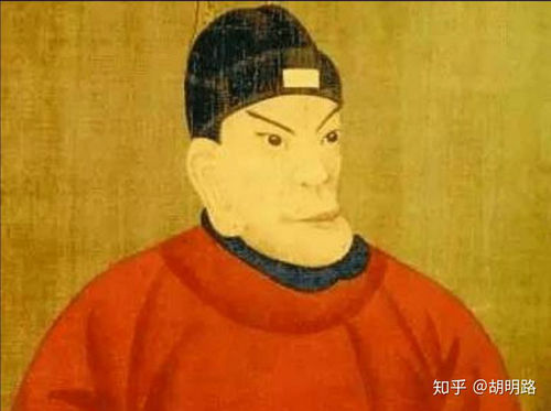 朱元璋腰子脸是真是假 朱元璋的长相之谜