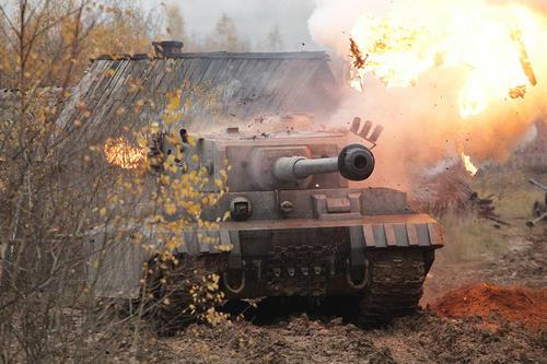 白色的虎式坦克到底存不存在 白色虎式是什么意思