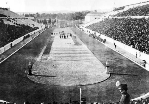 奥运会第一届是哪一年举办的 第一届奥运会举办地