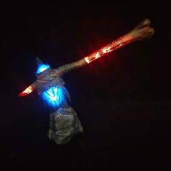 金刚拿的斧子是什么材料 金刚斧子的来历