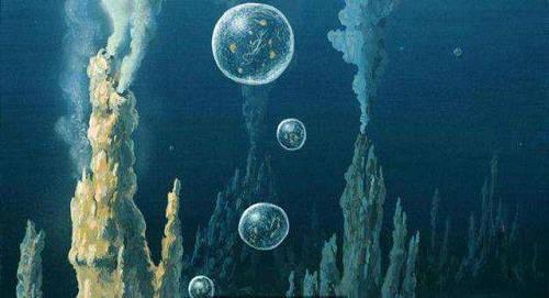 地球上最初的生命是怎么诞生的 生命诞生的过程
