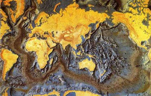 地球上的山脉是怎么形成的 山脉形成的原理