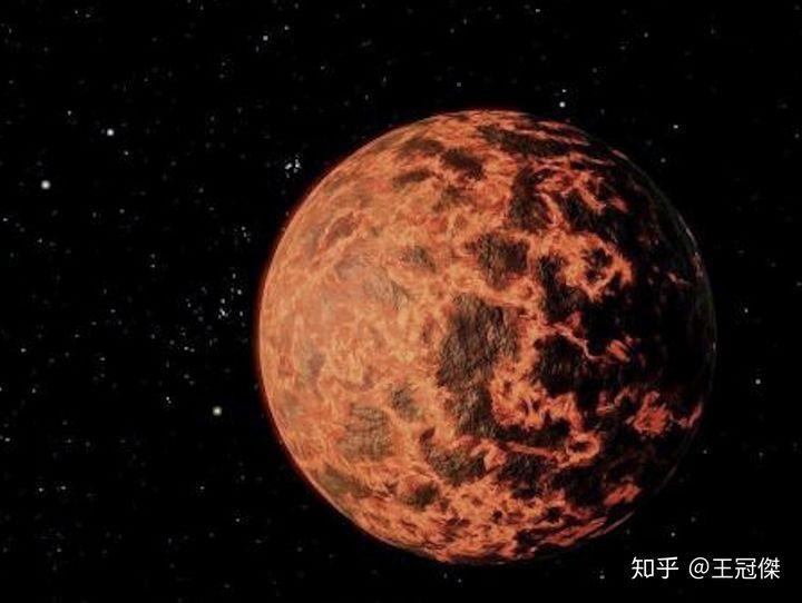地球没有生命之前是什么样子的 最初的地球想象