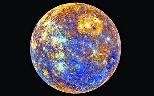 水星上的温度是多少 水星昼夜温差是多少