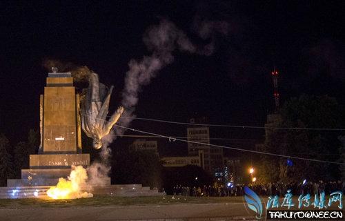 乌克兰为什么讨厌列宁?列宁在历史上是一个什么样的人?