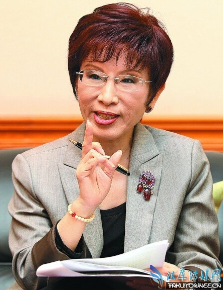 国民党洪秀柱丈夫是谁?女性领导人为什么多数单身?