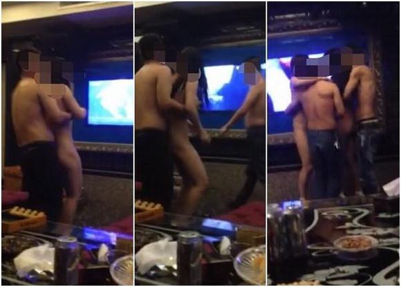ktv包房内的真实视频,ktv里的龌龊男女视频