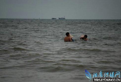 北海游泳偷拍_广西北海银滩陪泳女,现在陪泳女还有吗?