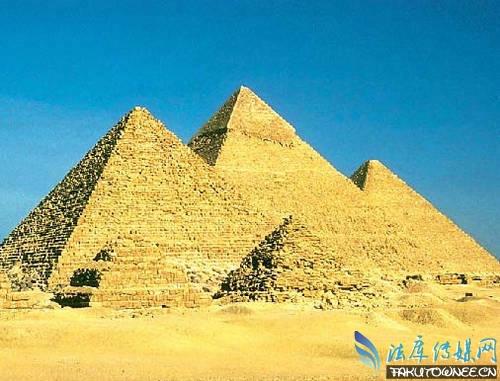 埃及金字塔发现电视机?金字塔真的是外星人建造的吗?