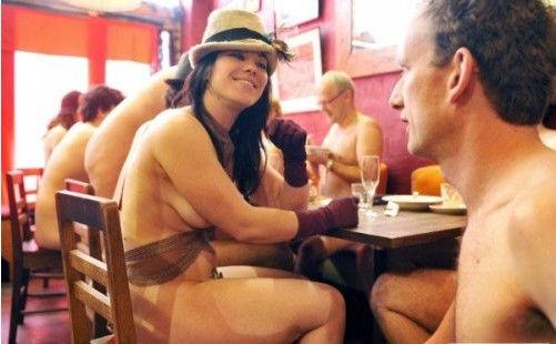 细数全世界十大裸体娱乐场所