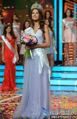 俄罗斯小姐选美大赛,俄罗斯美女多的原因是什么?