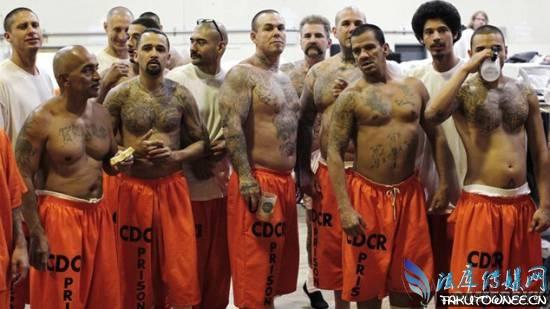 世界上戒备最严的监狱是哪里?美国监狱会发生爆菊现象吗?